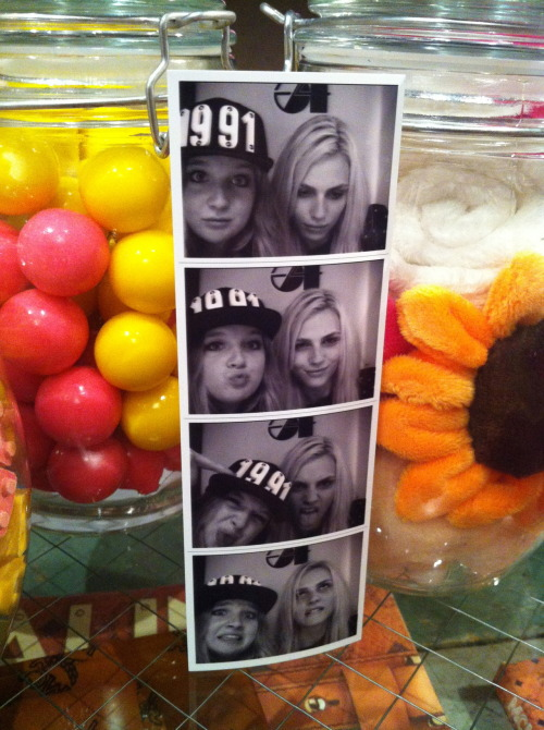Andrej Pejic & Courtney McKay by community54.com