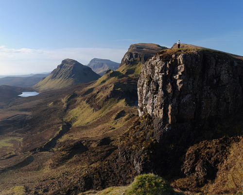 Sonnets - The Quiraing, Isle of Skye by Alex Boyd on Flickr.