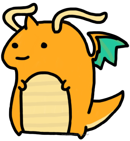 thenintendard:  Dragonite by Inversidom-Riot
