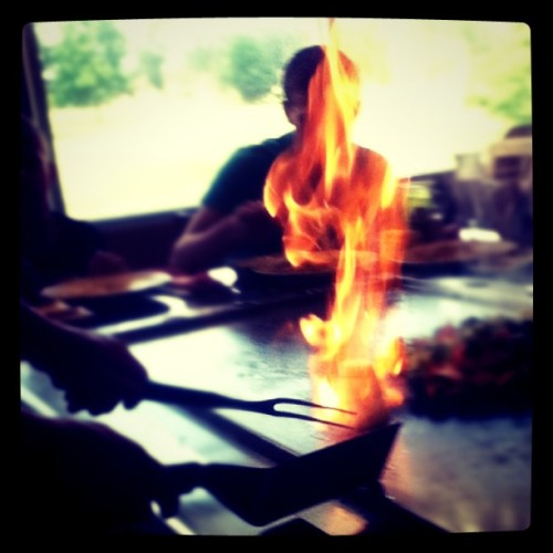 Hibachi (Taken with Instagram)