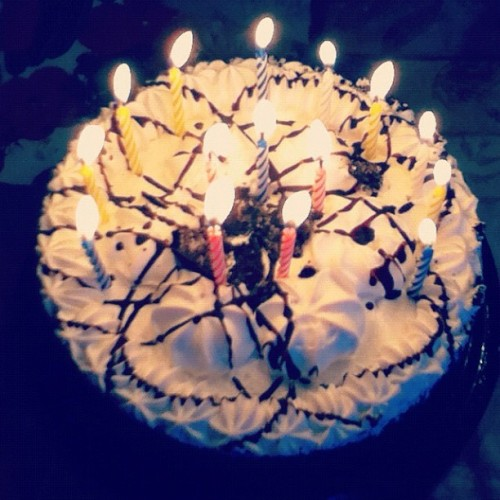 Happy Birthday, Bryan. I love you. :') (Taken with Instagram)