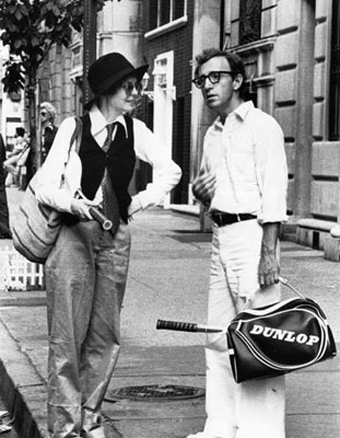 diane keaton & woody allen  annie hall good company