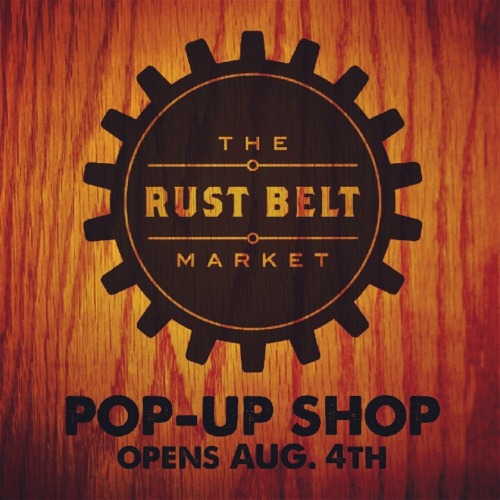 I'll be reopening my little pop-up shop at the Rust Belt Market. It will be evolving throughout the Fall, so stop by and say hello the next time you're in downtown Ferndale!