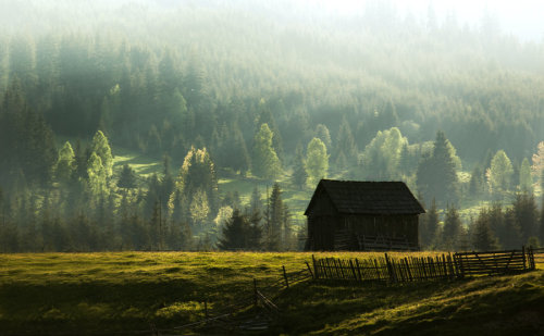 Romania Landscape by ~el1as