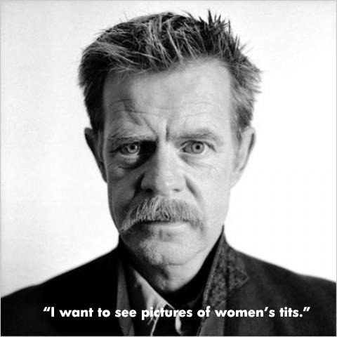 A favorite quote from a great American auteur, Walt Price.