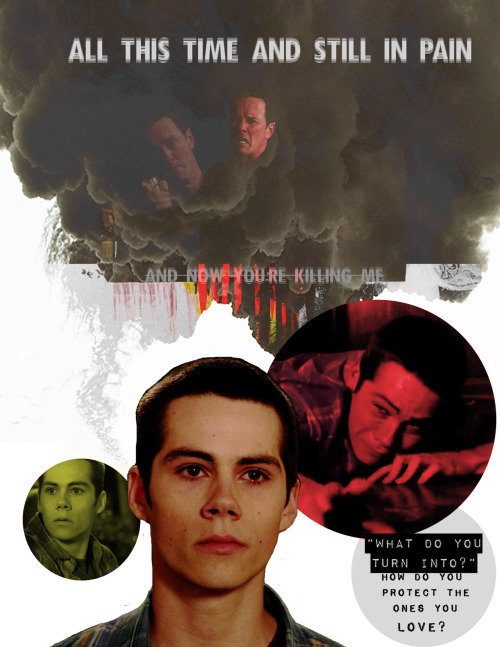 motherfuckingteenwolf:  This is who you survive for. He's all you've got left.