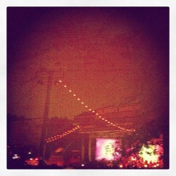 Sigur Ros - Victory Rose (Taken with Instagram at Celebrate Brooklyn! / Prospect Park Bandshell)