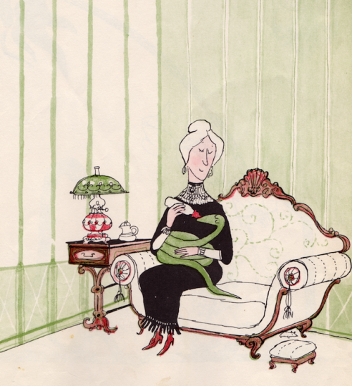 yaykidlit: Crictor by Tomi Ungerer illustratedladies:  Tomi Ungerer