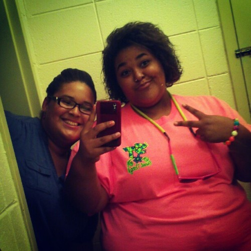 #NeonSwaggGang!,:) lolz NSG @castle_ismyname  (Taken with Instagram)