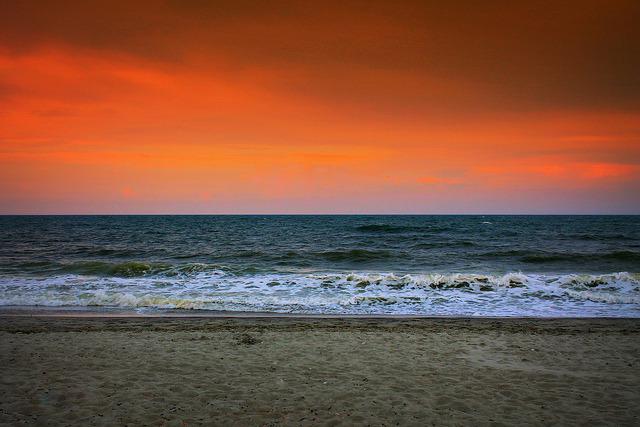 Myrtle Beach Sunset by Rob P Carter on Flickr.
