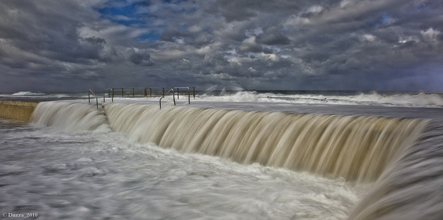 Newcastle Baths by Dazza_2010 on Flickr.
