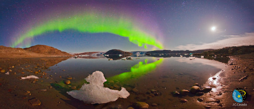 'Aurora Over Greenland': Northern Lights, Jupiter, Big Dipper, Visible In Stunning Image