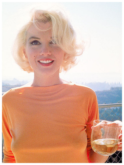 ermietumblr:  Monroe. By George Barris.