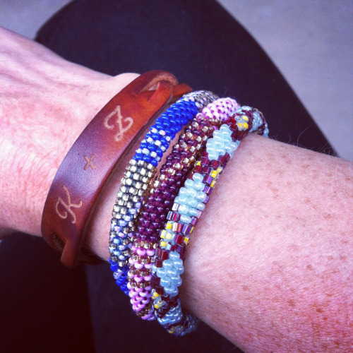 Love my Serenity stack from Maude Boutique! 3 bracelets for $25 and free shipping today only! Order yours online www.maudeboutique.com or via email shoppe@maudeboutique.com or call 479-935-4700