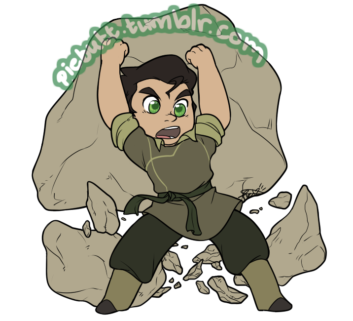 Bolin keychain! Obvs the best character.