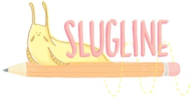 slugline:  HEY CREATIVES/SCREENWRITERS/FILMMAKERS! Need a challenge? Call For Entries INFO below! IT'S FREE! Can you tell your story in just One page? 1. One script per person. 2. Entries must be One page MAX. 3. Entries MUST be about this month's theme: HAPPINESSBe as CREATIVE as you like with it. 4. Entries must closely follow SLUGLINE'S format. Please see examples at www.slugline.tumblr.com (There are also various sites with formatting tutorials such as: Script Frenzy, Scriptologist, and Simply Scripts) 5. Entries must include title, writer, necessary scene changes and transitions. 6. PDF submissions are preferred but we are open to Word, Final Draft, and Celtx versions as well. 7. Entries will be accepted until August 31st 2012 11:59 PST. 8. E-mail entries to slugline365@gmail.com with your name and tumblr (or other website if you so desire). 9. One winner will be chosen by the first week of September. Prizes include a mini-moleskin notebook(!) and your script featured on SLUGLINE. 10. If you have any questions or concerns please do not hesitate to ask through tumblr and/or e-mail slugline365@gmail.com 11. SPREAD THE WORD. REBLOG. Like us on Facebook!