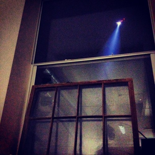 Ghetto birds are peeping my scene like wha?! (Taken with Instagram)