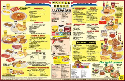 bodypartss:  can we just talk about how perfect waffle house is right now