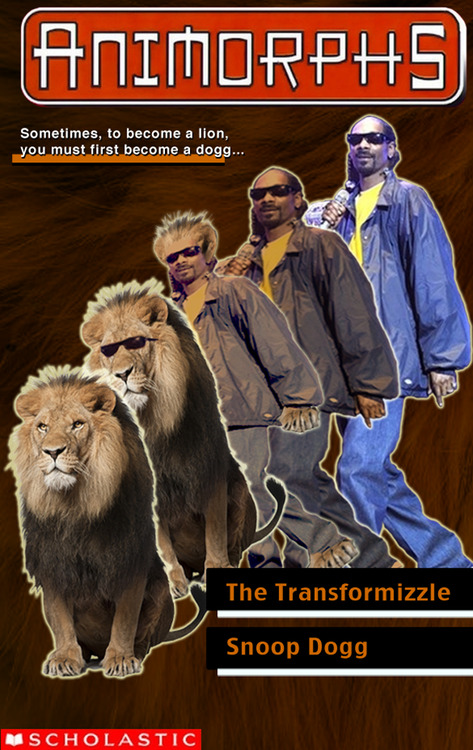 Snoop Lion transizzle