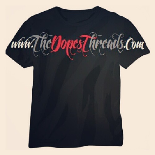 www.TheDopesThreads.com #thedopesthreads #gear #fresh #Ser_v1 #hiphop #tattoo (Taken with Instagram)