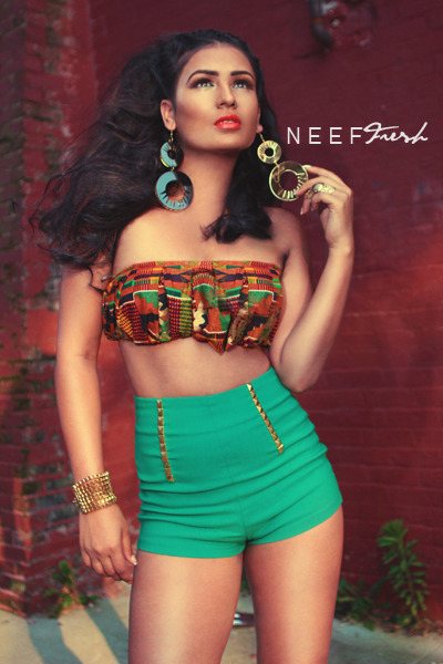 Neef Fresh Photography (c) Makeup & Wardrobe Styling: Neef Fresh Hair: Haute Hair Model: Rosy Brooklyn,NY Instagram | Facebook | Tumblr| Twitter