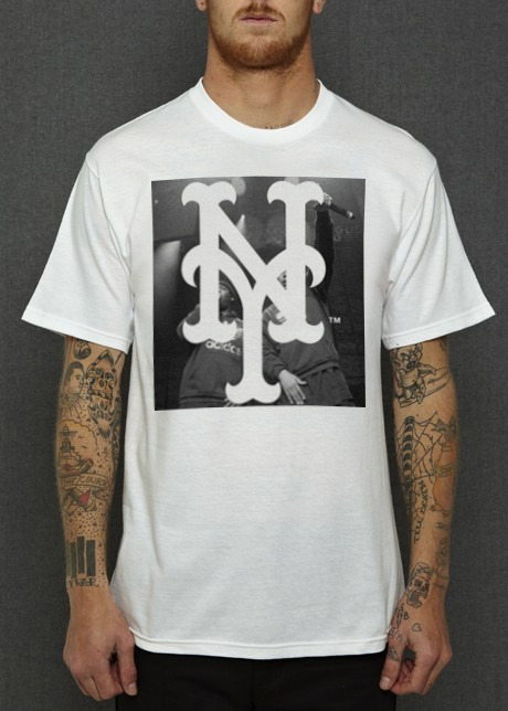 Quick & new t-shirt design.. that ole NY Boom bap..