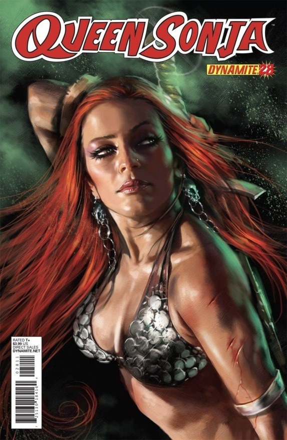 octobriana:  Red Sonja http://pinterest.com/pin/88312842663902638/