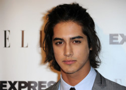 Avan Jogia- Gujarati Indian, Welsh, English and Irish