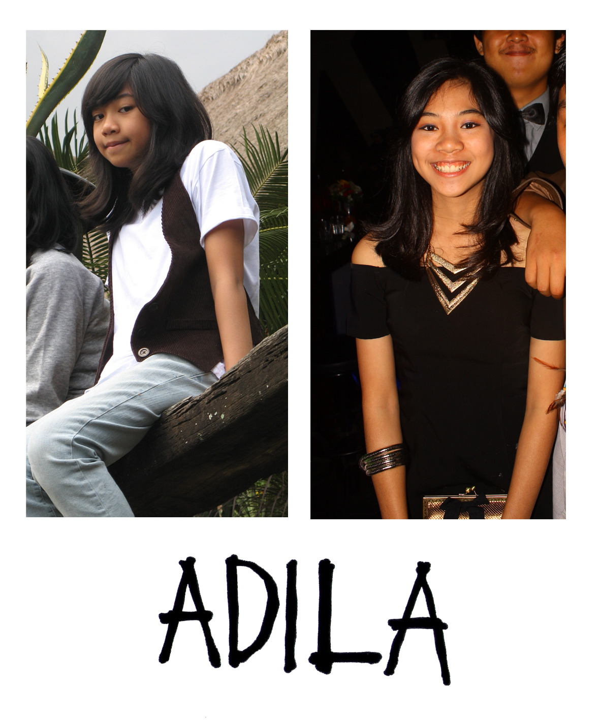 Dila Left: 2008Right: 2012