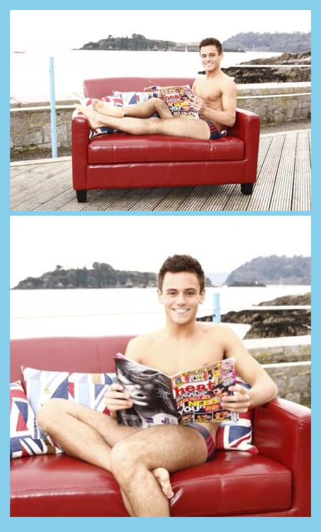 Tom Daley I CANT DEAL OK I JUST CANT.