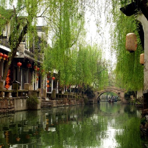 carnets-de-traverse:  Zhouzhuang, China