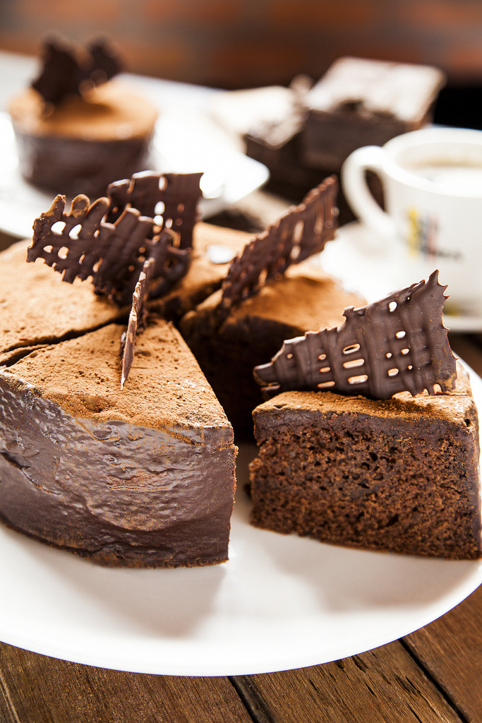 diet-killers:  FOTO TORTA DE CHOCOLATE (от emaburset)