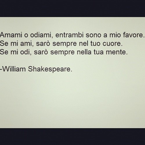 italian #shakespeare #GCSE #quotes #alwyas #on #your #mind (Taken ...