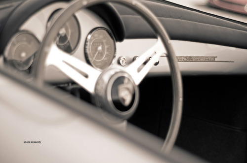 digitalclassics:  Speedster Interior by Adam Kennedy Photography on Flickr.