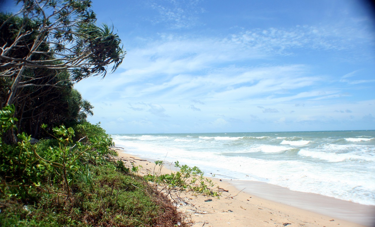 Beach in Koh Lanta, Thailand (Aug 1st, 2012)