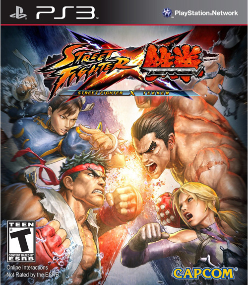 gamefreaksnz:   Amazon Deal of the Day: Street Fighter X Tekken List Price: $39.99       Sale Price: $24.47      You Save: $15.52 (39%)