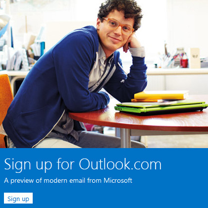 "Microsoft launches Outlook.com preview Microsoft has released the preview of Outlook.com, a web-based ""unified"" email that allows the user to consolidate mails and messages from Hotmail, Gmail, Yahoo mail.It is also connected to Facebook, Twitter, LinkedIn, and soon – Skype"