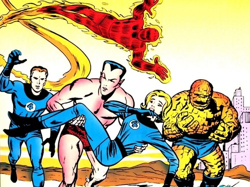 Fantastic Four - Jack Kirby