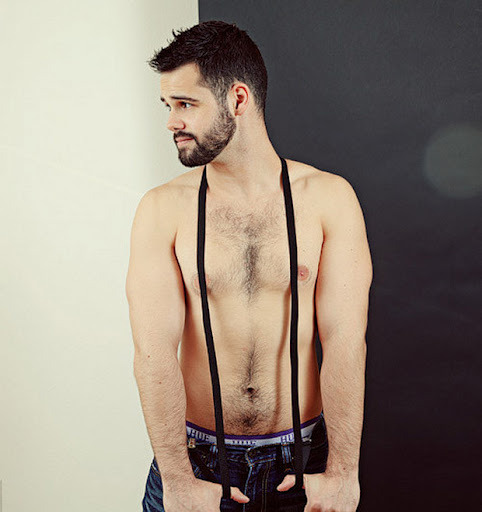 thev3rgeofobscene:  David Laflamme.  SO CUTE PLEASE CUDDLE WITH ME