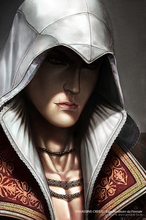 Ezio Auditore da Firenze by Virus