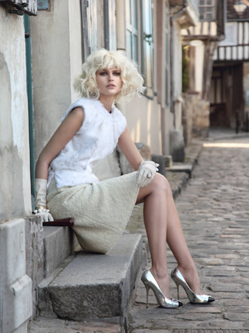 the-concept-of-elegance:  Greg Swales Captures French Chic for Elle Vietnam August 2012