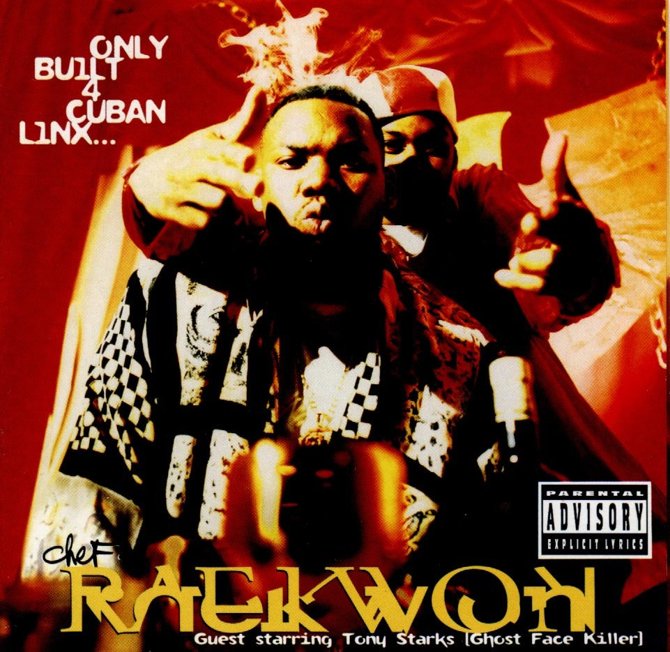 BACK IN THE DAY |8/1/95| Raekwon The Chef releases his debut album, Only Built 4 Cuban Linx, on Loud Records.