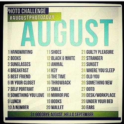 #August #challenge #augustphotoaday another weak attempt at making it thru a single week.. Let alone a month.. On your marks, get set - ❕❕🏃 (Taken with Instagram at Huntington III)