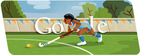 Field hockey! (via Google)