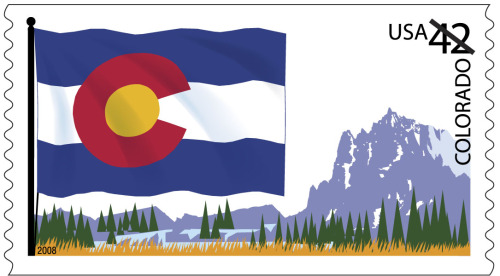 Happy birthday, Colorado! On August 1, 1876, Colorado was admitted as the 38th state in the Union.