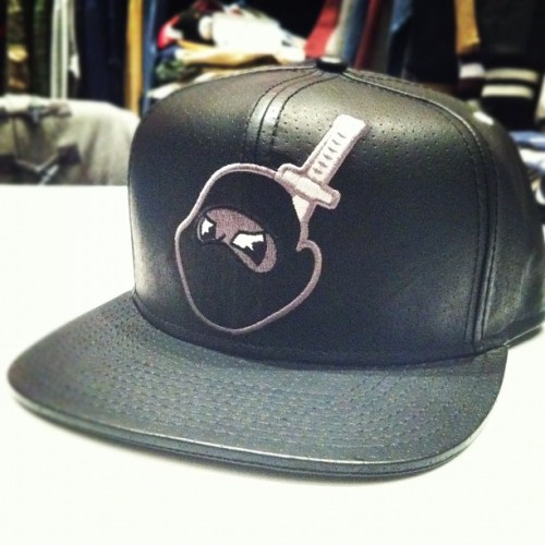 #ninjas. Swag right and kill everything! Holiday SnapBack preview (Taken with Instagram)