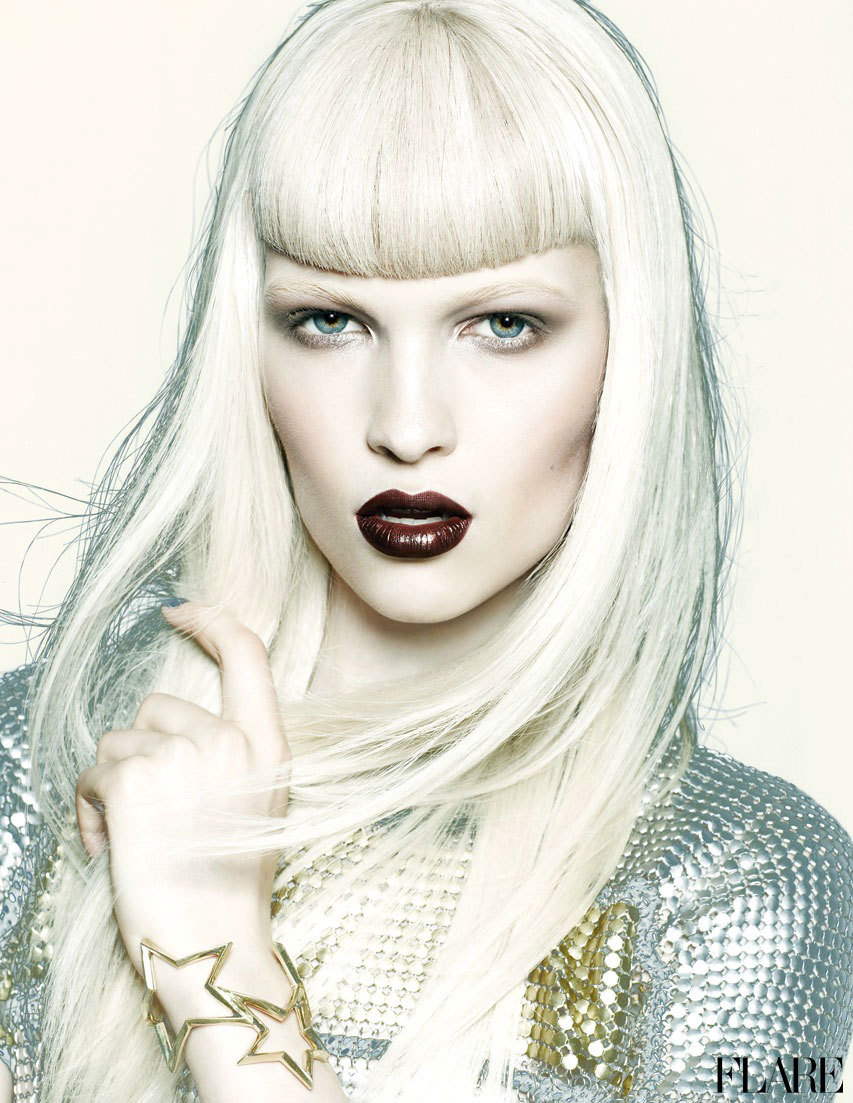 The New Wave - September 2012 / Photographer: Chris Nicholls / Beauty Director: Carlene Higgins / Fashion Editor: Fiona Green  30 Days of Fall: Daily updates spotlighting the best of fall fashion, beauty & entertainment