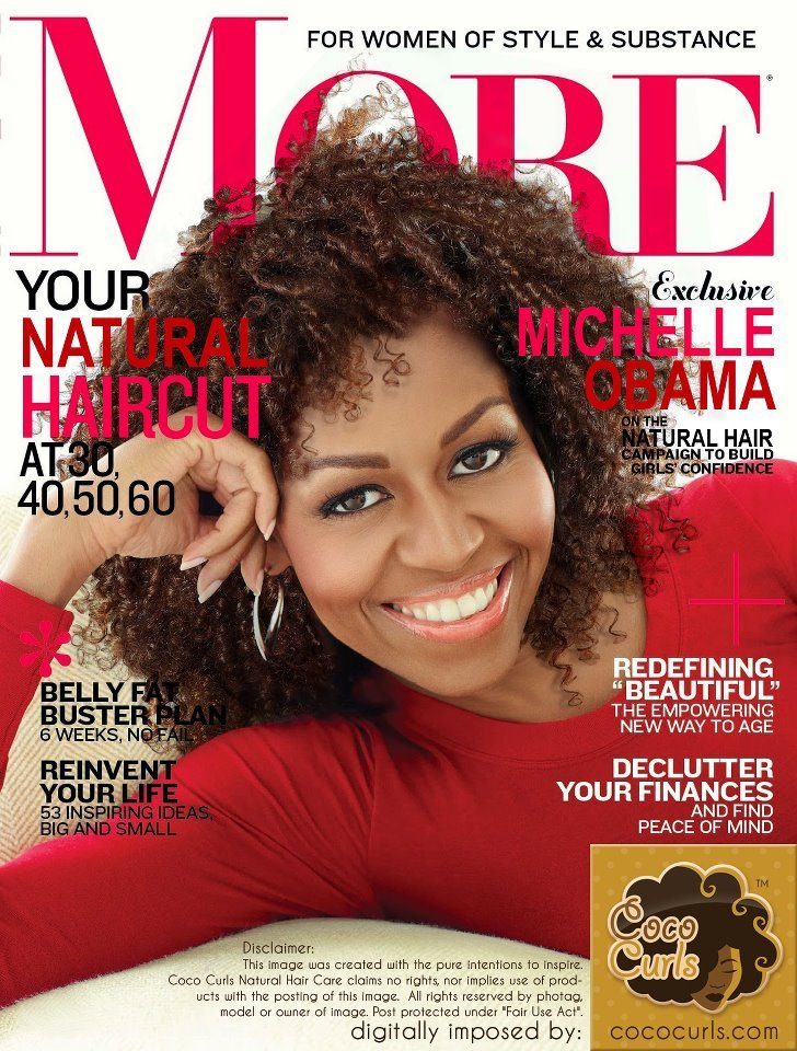 It's time Michelle!