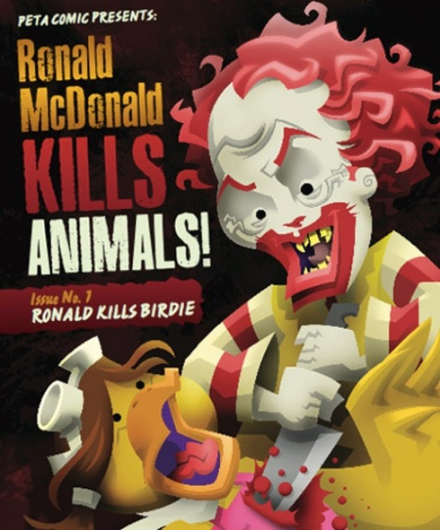 Fuck you ronald