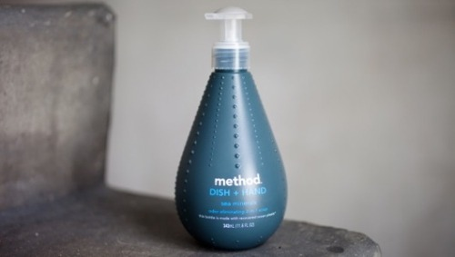 Method's sea trash-based soap bottle to debut this fallAt long last, Method is set to release the world's first soap container — or any sort of container, for that matter — made partially from plastic trash recovered from the beaches of Hawaii.